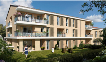 Aix-en-Provence programme immobilier neuve « Programme immobilier n°215380 »  (2)