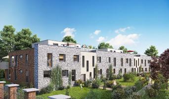 Villeneuve-d'Ascq programme immobilier neuve « Pourpre »