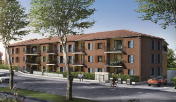 Castanet-Tolosan programme immobilier rénové « Bella Ciutat » en loi pinel
