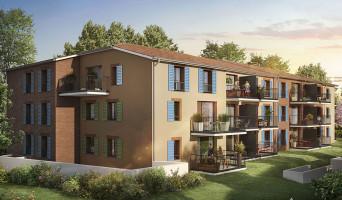 Castanet-Tolosan programme immobilier neuve « Bella Ciutat »  (2)