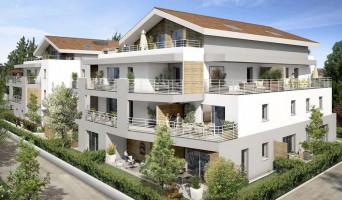 Prévessin-Moëns programme immobilier rénové « Villa Séréna Prévessin Moens » en loi pinel
