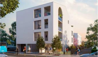 Mérignac programme immobilier neuve « Les Ontines » en Loi Pinel  (2)