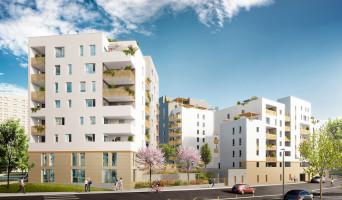 Clermont-Ferrand programme immobilier neuf « Regens Parc » en Loi Pinel
