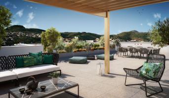 Clermont-Ferrand programme immobilier neuve « Regens Parc »  (3)
