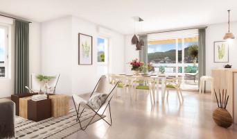 Clermont-Ferrand programme immobilier neuve « Regens Parc »  (4)