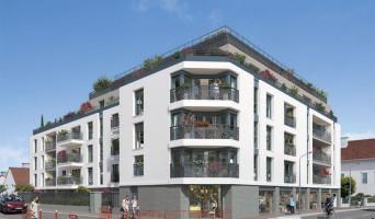 Bondy programme immobilier rénové « Résidence n°215400 » en loi pinel