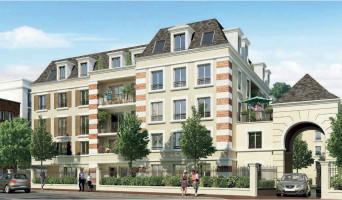 Clamart programme immobilier neuve « Programme immobilier n°215402 » en Loi Pinel  (3)