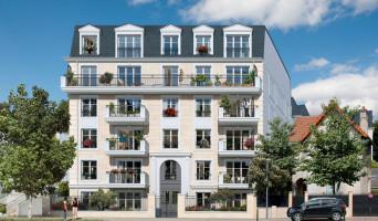 Clamart programme immobilier rénové « Résidence n°215405 » en loi pinel