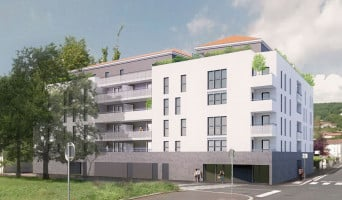 Givors programme immobilier neuf « AnAgrAm'
