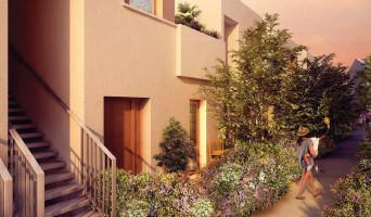 Lyon programme immobilier rénové « Carré Antonin » en loi pinel