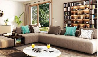 Lyon programme immobilier neuve « Carré Antonin » en Loi Pinel  (3)