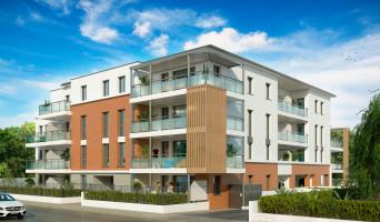 Cugnaux programme immobilier rénové « Villa Ô Centre » en loi pinel