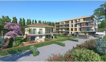 Aix-en-Provence programme immobilier neuf « Villa Edelweiss » en Loi Pinel