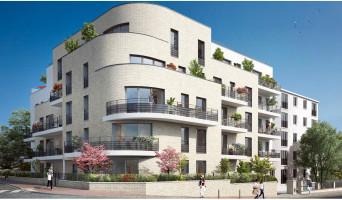 Neuilly-Plaisance programme immobilier neuve « Villa des Poètes »