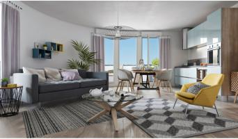 Neuilly-Plaisance programme immobilier neuve « Villa des Poètes »  (2)
