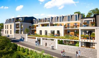 Savigny-sur-Orge programme immobilier rénové « Résidence Chamberlin » en loi pinel