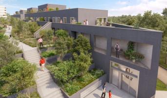 Cergy programme immobilier rénové « Prisme » en loi pinel