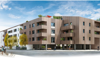 Toulouse programme immobilier neuve « Le GreenGarden 2 »