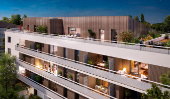 Toulouse programme immobilier neuve « Le GreenGarden 2 »  (2)