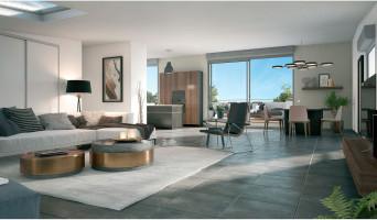 Toulouse programme immobilier neuve « Le GreenGarden 2 »  (4)