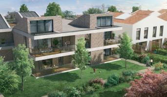 Toulouse programme immobilier rénové « Via Veneta » en loi pinel