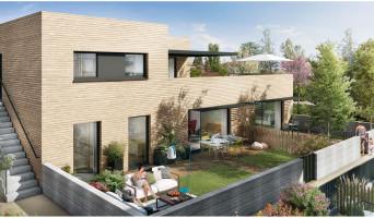 Montrabé programme immobilier neuve « Art'Boréa »