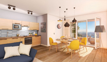 Toulouse programme immobilier neuve « Cyrano »  (3)