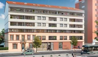 Toulouse programme immobilier rénové « Couleur Garonne » en loi pinel
