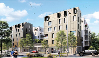 Lormont programme immobilier neuf « Lys'A