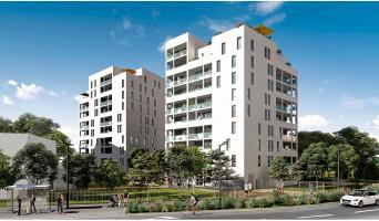 Bordeaux programme immobilier rénové « Préface » en loi pinel