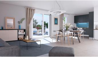Bordeaux programme immobilier neuve « Préface » en Loi Pinel  (3)
