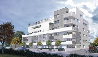 Rennes programme immobilier rénové « Cloud » en loi pinel