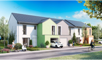 Richemont programme immobilier neuve « Le Domaine du Haut des Vignes »  (2)