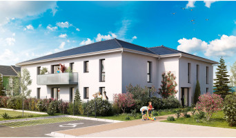 Richemont programme immobilier neuve « Le Domaine du Haut des Vignes »  (4)