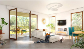 Cornebarrieu programme immobilier neuve « Angustifolia »  (5)