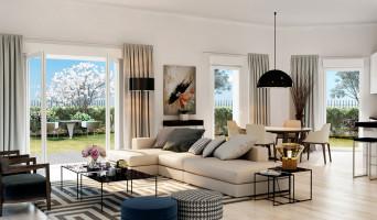 Tourcoing programme immobilier neuve « L'Allée My Art » en Loi Pinel
