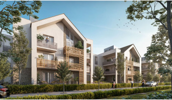 Serris programme immobilier rénové « Les Cottages d'Amilly » en loi pinel