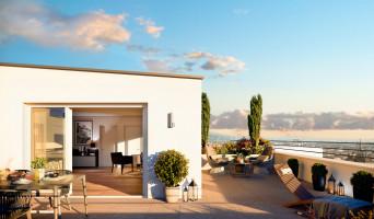 Nancy programme immobilier neuf « Les Terrasses D'Emile » en Loi Pinel