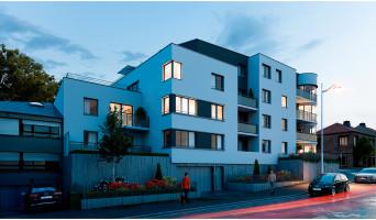 Nancy programme immobilier neuve « Les Terrasses D'Emile » en Loi Pinel  (2)