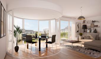 Nancy programme immobilier neuve « Les Terrasses D'Emile » en Loi Pinel  (3)