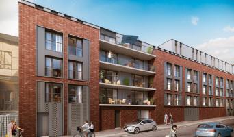Roubaix programme immobilier neuve « Le Cid »