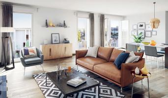Reims programme immobilier neuve « I.D. » en Loi Pinel  (3)