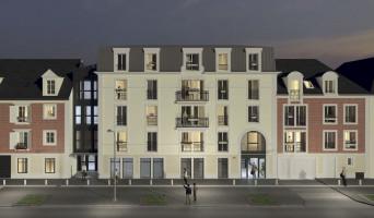 Orléans programme immobilier neuf « Le Parc Dauphine