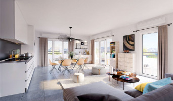 Annecy programme immobilier neuve « Scenography »