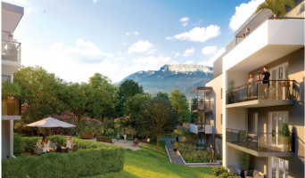 Annecy programme immobilier neuve « Scenography »  (3)