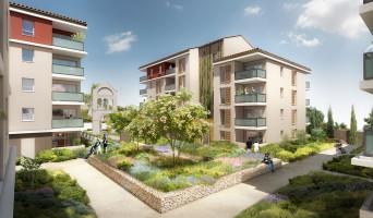Sète programme immobilier neuve « Les Jardins du Carmel » en Loi Pinel