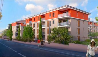 Sète programme immobilier neuve « Les Jardins du Carmel » en Loi Pinel  (2)