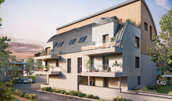 Strasbourg programme immobilier neuve « Perlines »