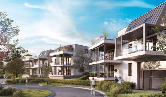 Strasbourg programme immobilier neuve « Perlines »  (2)