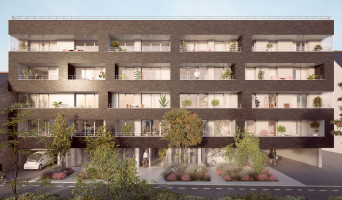 Dinard programme immobilier neuve « Rochenoire »